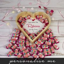 Love Hearts Tray - Large